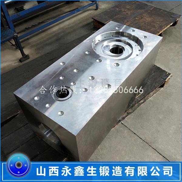 锻造液力端压裂泵锻件